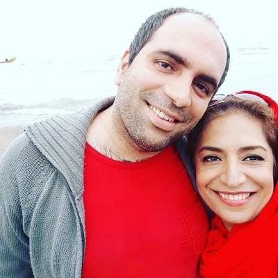 sanaz samavati 1 - بیوگرافی ساناز سماواتی و همسرش + عکسهای بازیگری